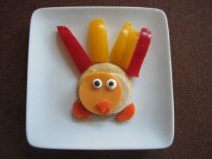 turkey, treats, kids