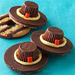 cookies, thanksgiving, kids, treats