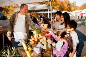 market. kids, preschool