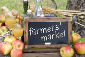 Things to Do This Weekend with your Kids: Visit a Local Market