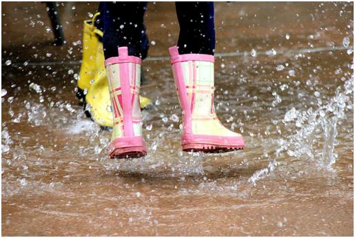 rain activities kids